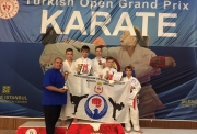 TURKICH Open Grand Prix KARATE
